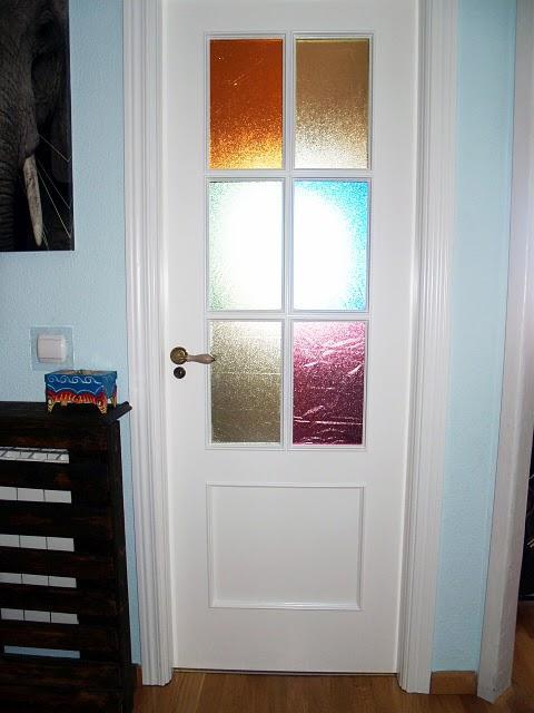 La vidriera de colores de la puerta de nieves paperblog - Vidrieras de colores ...