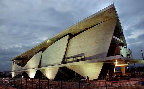 En Construcción: Cidade da Musica, Río de Janeiro
