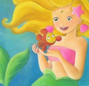 La sirena que volia ser peix