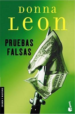 Donna Leon - Pruebas falsas