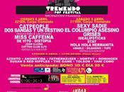 'Tremendo Festival 2011' cierra cartel