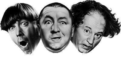 Justin Timberlake, Woody Harrelson y Larry David podrían ser 'Los tres chiflados'