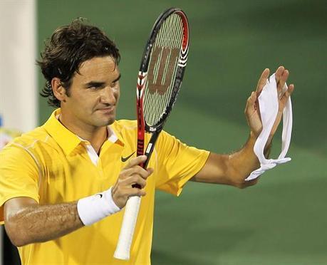 ATP y WTA: Se completaron los cuartos en Dubai y Doha