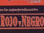 Rojo negro