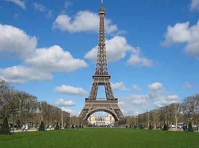 Look del fin de semana inspirado en: Paris Je t´aime