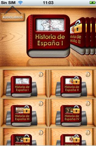 Historia de países en tu iPhone: historia de Estados Unidos y España