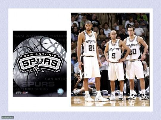 San Antonio Spurs, imbatibles.