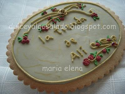 Galletas decoradas...para decorar!!