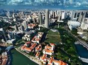 Singapur, metrópolis insular