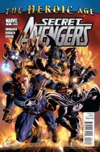 Reseñas- La Edad Heróica-Los Vengadores #1 y Vengadores Secretos #1