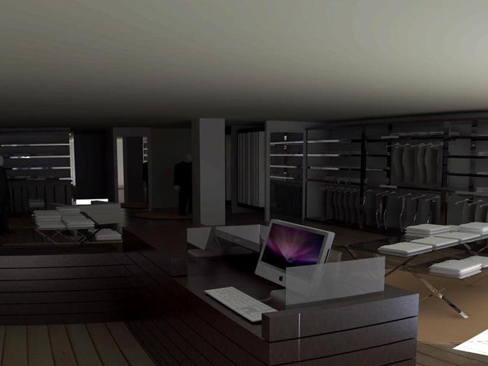 Dise o e interiorismo para tiendas nda paperblog for Diseno arquitectonico e interiorismo