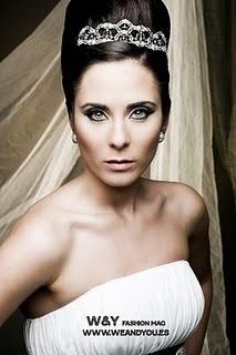Especial Maquillaje de novias Para We & You Fashion Magazine
