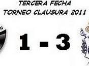 Colón:1 Gimnasia Esgrima Plata:3 Fecha)