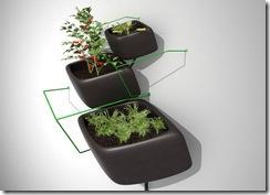 Jard n vertical modular paperblog for Modulo jardin vertical