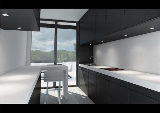 Arquitectura para ser vivida paperblog - Cocinas joaquin torres ...