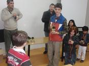 Alejandro escudero vence torneo educajedrez 2011