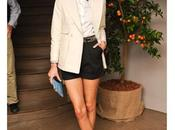 outfit: Alexa Chung black navy Barneys York!