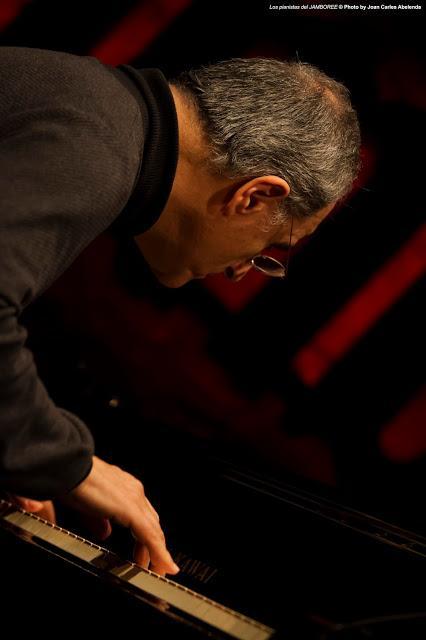 FOTO: Los pianistas del JAMBOREE-ENRICO PIERANUNZI