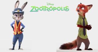 ZOOTRÓPOLIS (Zootopia) (USA, 2016) Animación