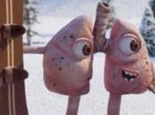 adorables pulmones fumadores protagonizan esta campaña contra tabaco