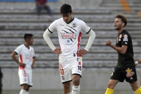 Lobos BUAP 3-4 Venados FC en J13 en Clausura 2017