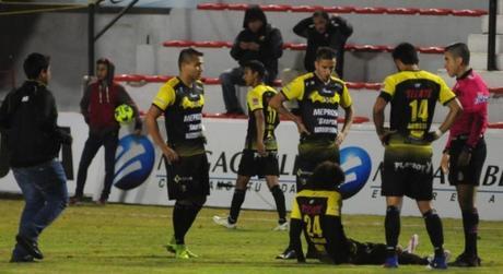 Murciélagos FC 1-1 Mineros de Zacatecas en J13 en Clausura 2017