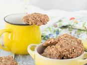 Galletas avena, muesli chocolate aceite oliva
