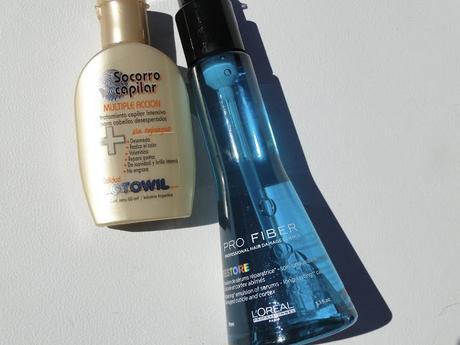 S.O.S: Todos los productos que usé para salvar mi pelo.
