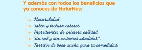 Nuevas recetas Naturnes