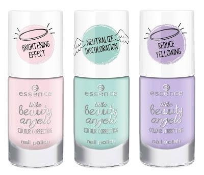 Little beauty angels colour correcting de Essence