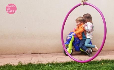 9 Ideas para preparar tu balcón o jardín para que lo disfruten vuestros hijos