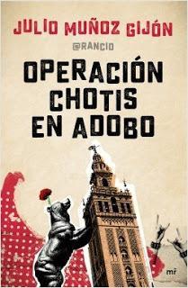 Encuentro con Julio Muñoz (@Rancio) sobre Operación chotis en adobo