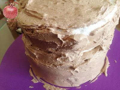 Drip Cake sin gluten
