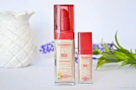 Nueva Healthy Mix de Bourjois