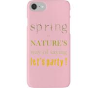 Blossom Type, la tipografía con flores naturales