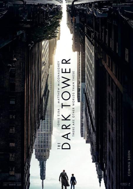 Aparece ya el primer poster de la adaptación de la saga de Stephen King: La Torre Oscura