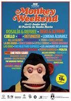 Monkey Weekend 2017