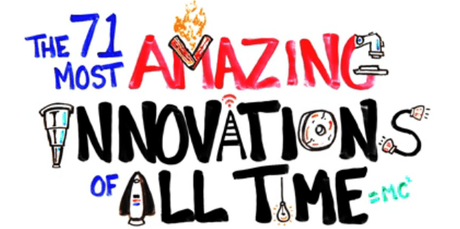 Los 71 inventos más importantes y sorprendentes de la historia