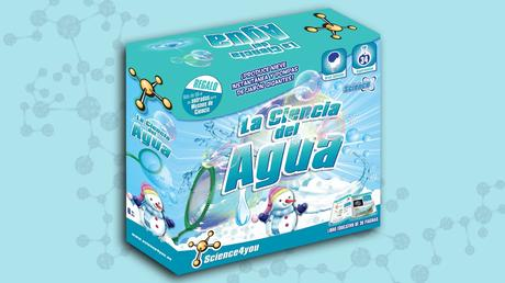 """Ganador del sorteo del juguete """"La ciencia del agua"""" de Science4you"""
