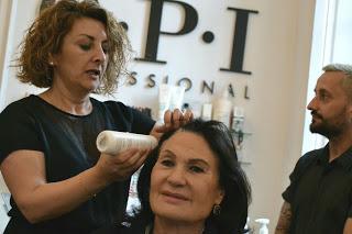 Tea Time Hair Cure en la Maison Infinity Hair Spa
