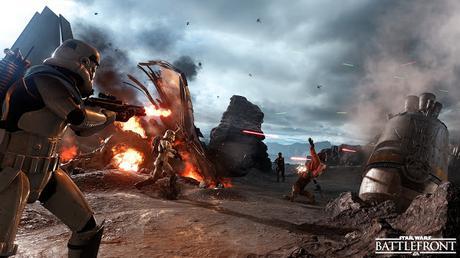 El nuevo videojuego de Star Wars de Visceral Games estaría próximo de presentarse