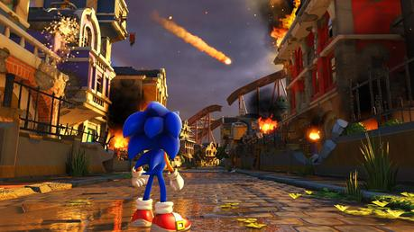 Sonic Forces estará protagonizado en exclusiva por Sonic, aunque hay un modo secreto no desvelado