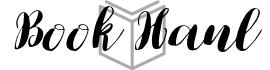 BOOK HAUL | ENERO - FEBRERO