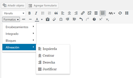 Editor modificado