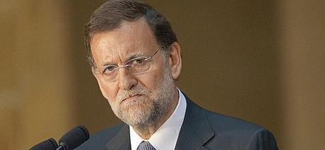 Rajoy se enfada