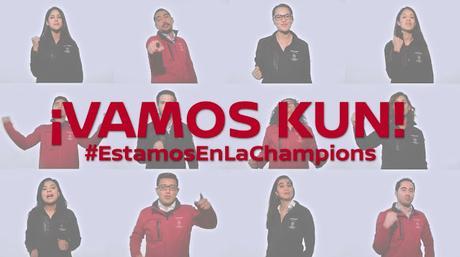 Nissan Latinoamérica le da la bienvenida a Sergio Kun Agüero como embajador global de la UEFA Champions League