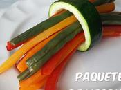 Paquetes verduras