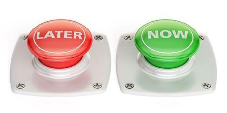 Botón rojo, botón verde