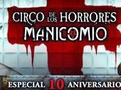 Manicomio. Circo Horrores