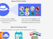 First, programa gratuito Google para fomentar programación accesible